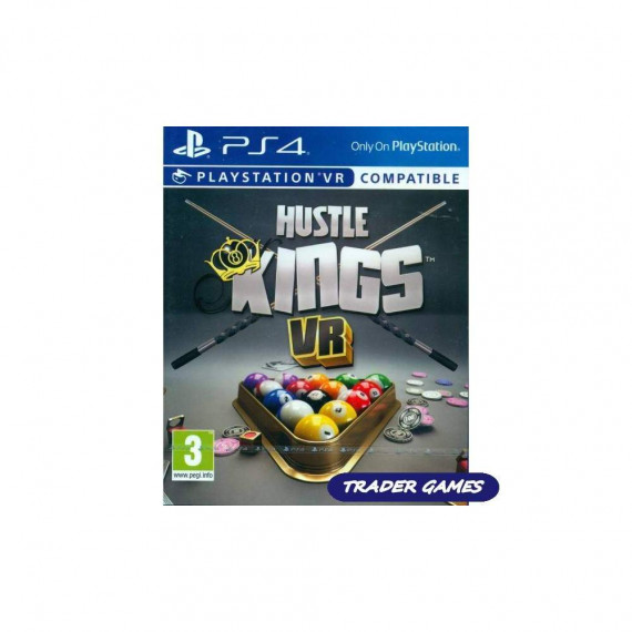 Sony Computer Entertainment Hustle Kings VR (PS VR)