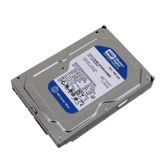 WESTERN DIGITAL WD Blue Desktop 1 To SATA 6Gb/s 64 Mo