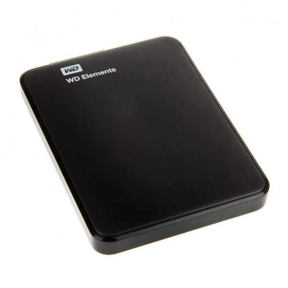 WESTERN DIGITAL Elements Portable 1 To Noir (USB 3.0)