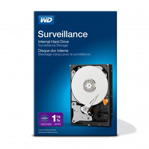 WESTERN DIGITAL WD Surveillance WDBGKN0010HNC