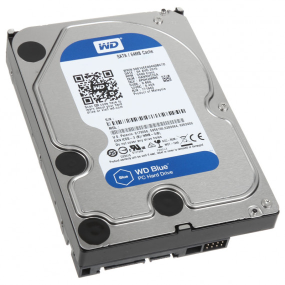WESTERN DIGITAL Blue 1 To SATA 6Gb/s 64 Mo