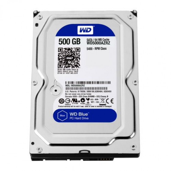 WESTERN DIGITAL WD5000AZRZ 500 GB