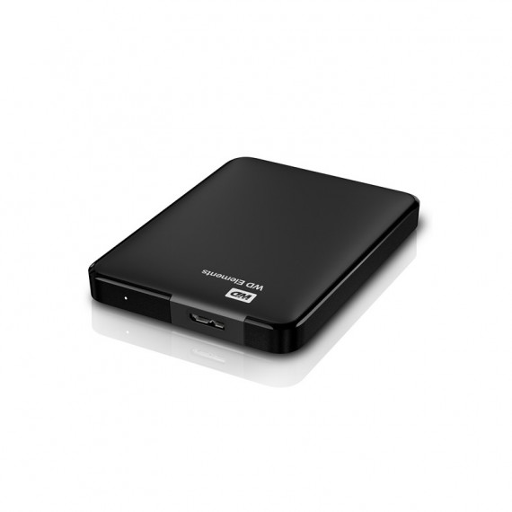 WESTERN DIGITAL ELEMENTS PORTABLE 750GB Noir