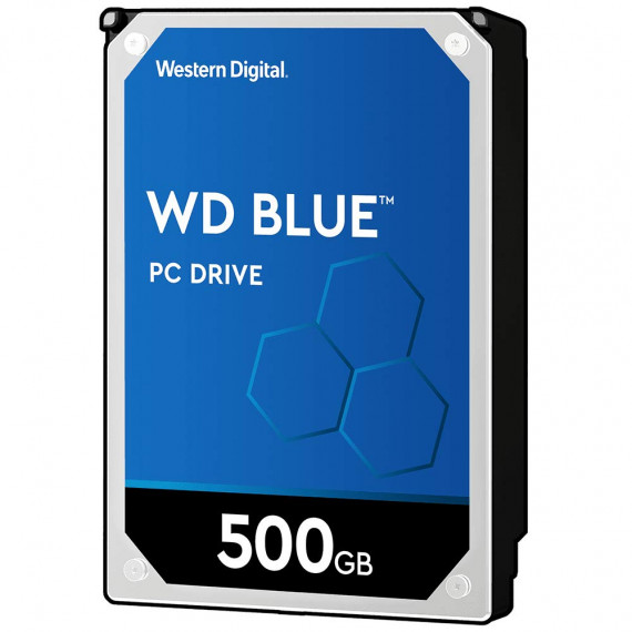 WESTERN DIGITAL HDD Mob Blue 500GB 2.5 SATA 6Gbs 8MB