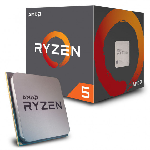 AMD Ryzen 5 1600 Wraith Spire Edition