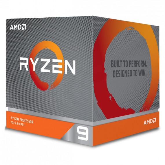 AMD Ryzen 9 3950X (3.5 GHz / 4.7 GHz)