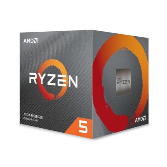 AMD Ryzen 5 3600XT Wraith Spire (3.8 GHz / 4.5 GHz)