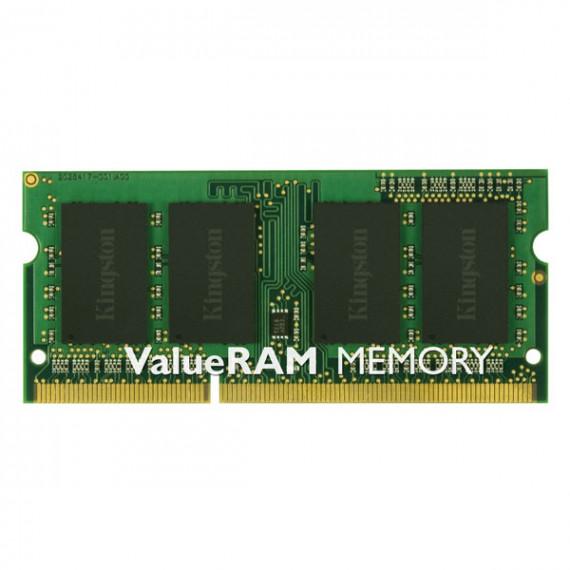 KINGSTON ValueRAM SO-DIMM 4 Go DDR3 1333 MHz CL9 SR X8
