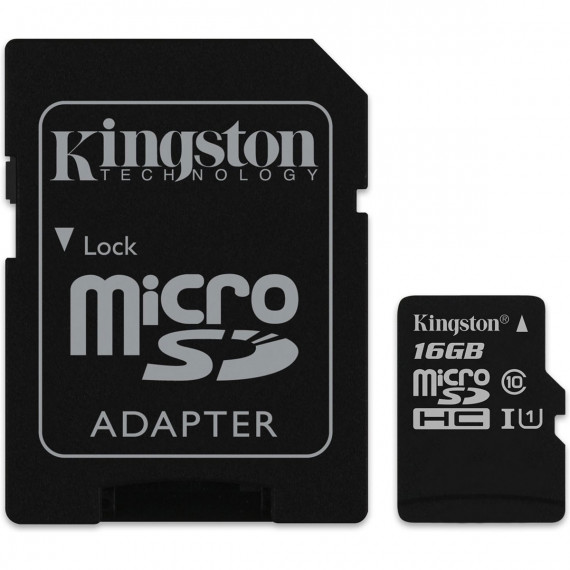 KINGSTON Canvas Select SDCS/16GB