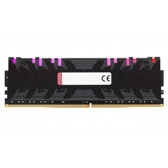 KINGSTON 8GB 3600MHz DDR4 CL17 DIMM XMP  8GB 3600MHz DDR4 CL17 DIMM XMP HyperX Predator RGB