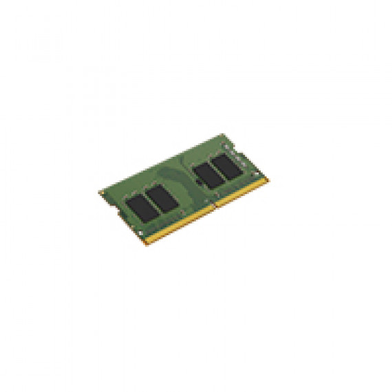KINGSTON 8GB 3200MHz DDR4 Non-ECC CL22  8GB 3200MHz DDR4 Non-ECC CL22 SODIMM 1Rx8