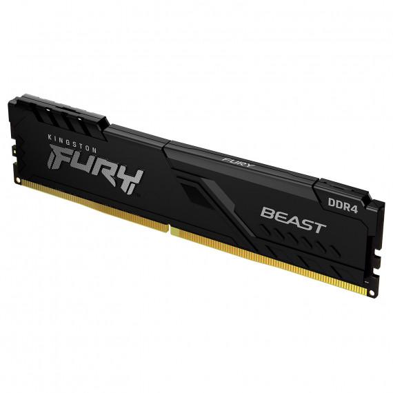 KINGSTON 32Go 3200MHz DDR4 CL16 DIMM  32Go 3200MHz DDR4 CL16 DIMM FURY Beast Black