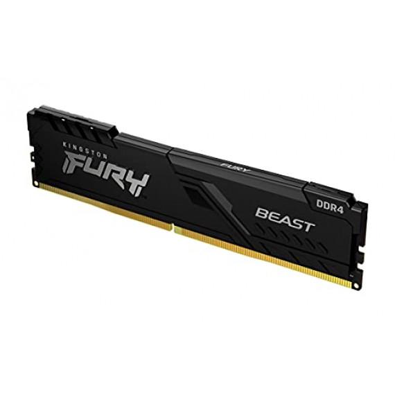 KINGSTON 32Go 2666MHz DDR4 CL16 DIMM  32Go 2666MHz DDR4 CL16 DIMM FURY Beast Black