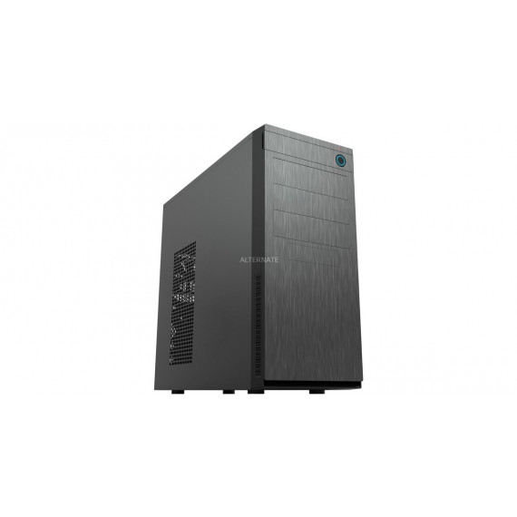Chieftec ATX tower SPCC 0.6mm  ATX tower SPCC 0.6mm without PSU. with 1xUSB type-C 480Mbit/s 2xUSB 3.0 2xUSB 2.0 Mic-in Audio-out bays