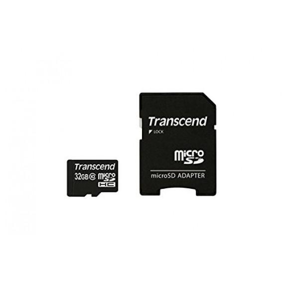 TRANSCEND microSDHC Card 32 GB