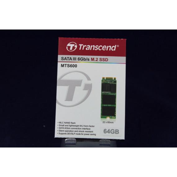SSD Transcend MTS600 64 GB