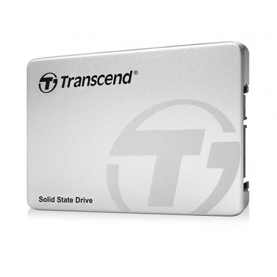 SSD Transcend TS128GSSD370S 128 GB argent, SATA 600, SSD370S