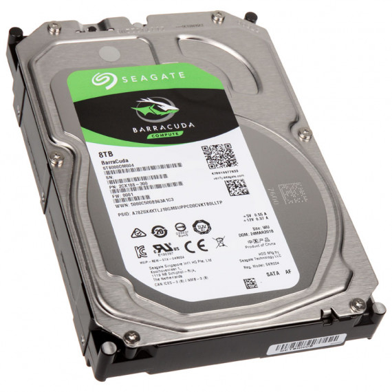 Seagate BarraCuda 8 TB