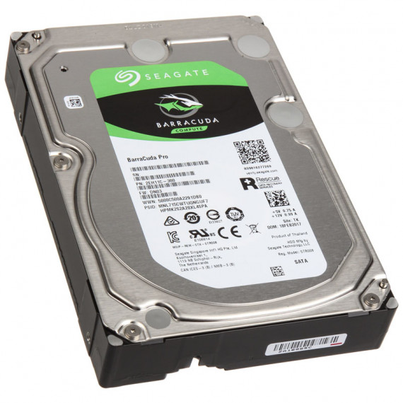 Seagate BarraCuda Pro 6 To (ST6000DM004)