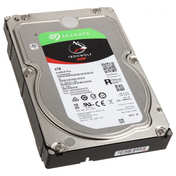 Seagate Seagate IronWolf Pro 4 To (ST4000NE0025)