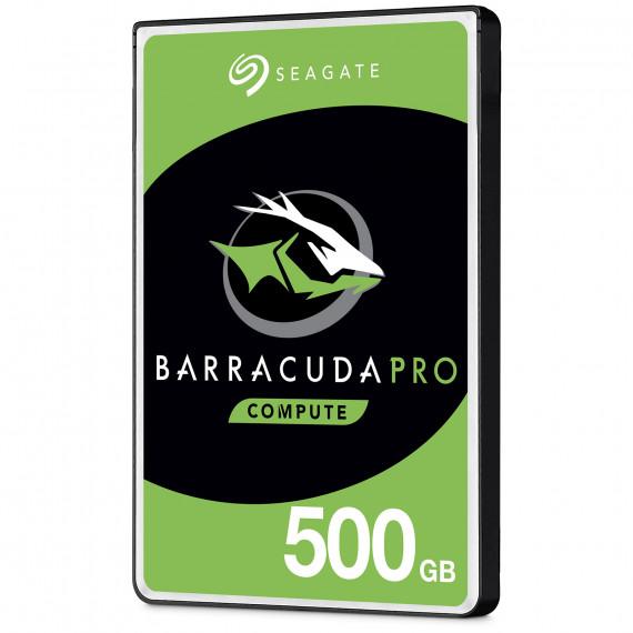 Seagate Seagate BarraCuda Pro 500 Go (ST500LM034)