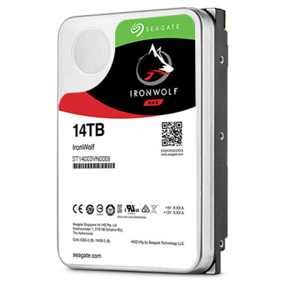 Seagate Seagate IronWolf ST12000VN0008