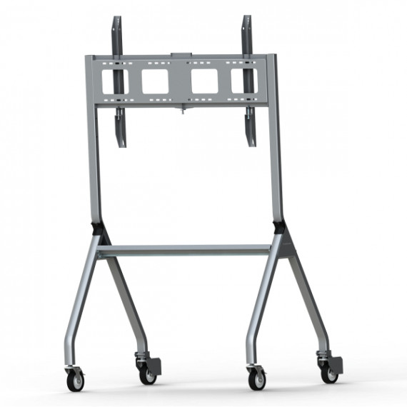"""Viewsonic Support muralViewSonic VB-STND-005 Trolley avec roulettes compatible LFD 55"""" au"""