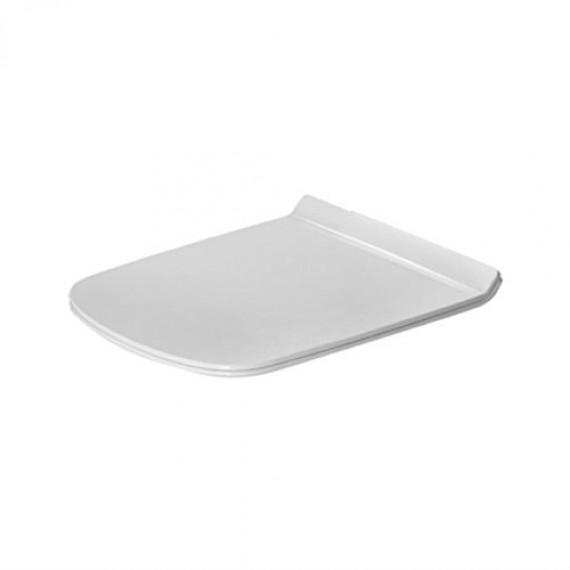 Duravit 0060510000 Siège de Toilettes, Blanc