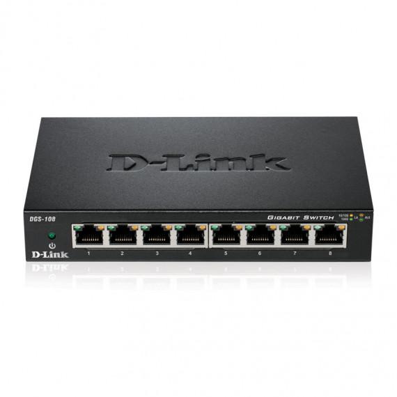 DLINK DGS-108