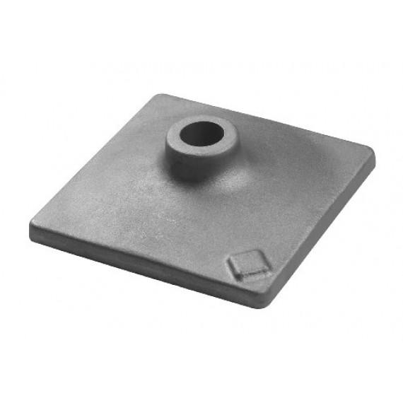 Bosch Professional Bosch 1618633101 Plateau de damage 120 x 120 mm
