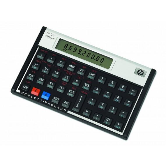 HP 12c Platinium - Calculatrice financière