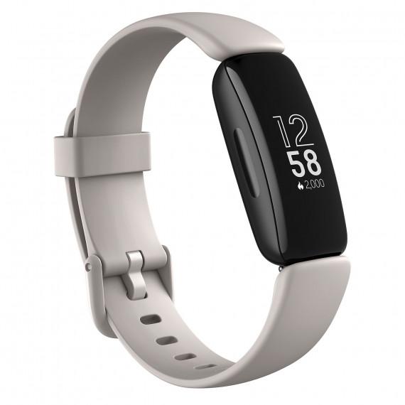 Fitbit Inspire 2 Blanc Lunaire avec 1 an gratuit à  Premium