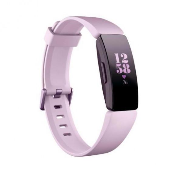 Fitbit Bracelet connecté  Inspire HR Lilas