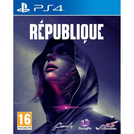 CAMOUFLAJ REPUBLIQUE PS4