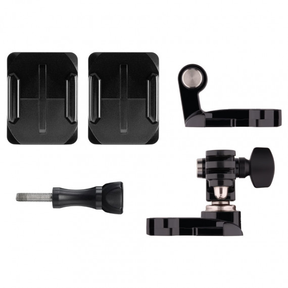 GoPro Helmet Front and Side Mount