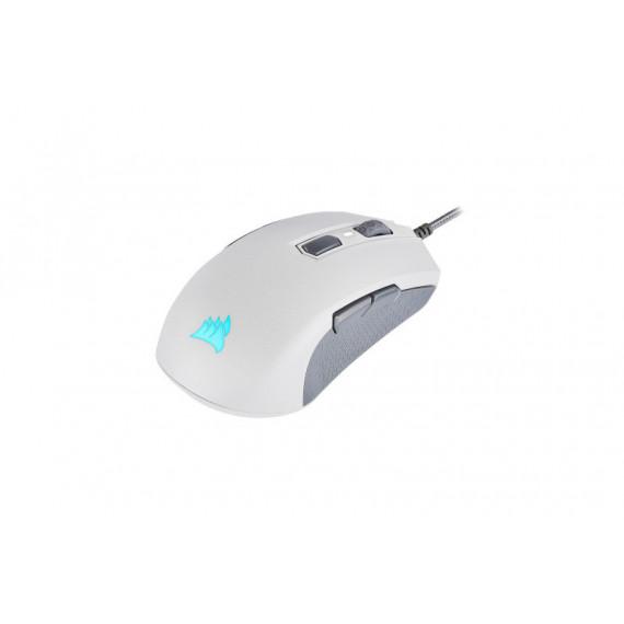 CORSAIR MOUSE  M55 PRO RGB LASER BLANC  CH-9308111-EU * 0892
