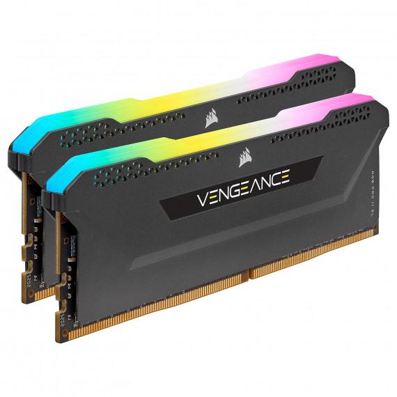 CORSAIR Vengeance RGB PRO SL Series 32 Go (2 x 16 Go) DDR4 3600 MHz CL18