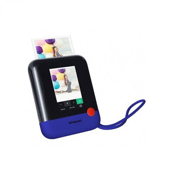 Polaroid Appareil photo compact instantané  Pop bleu