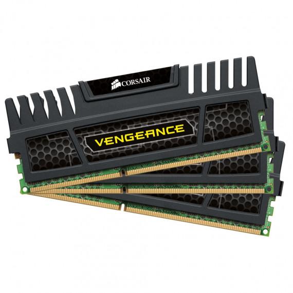 CORSAIR Vengeance Series 12 Go (kit 3x 4 Go) DDR3-SDRAM PC12800 CL9