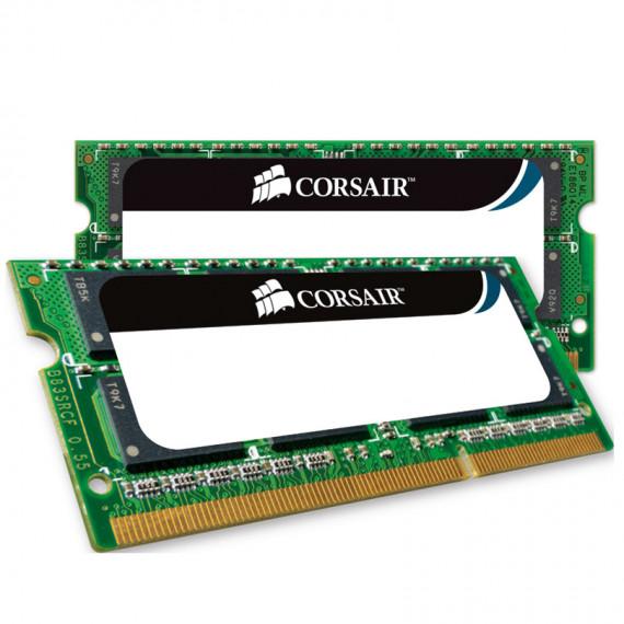 CORSAIR Mac Memory SO-DIMM 8 Go (2x 4 Go) DDR3 1333 MHz CL9