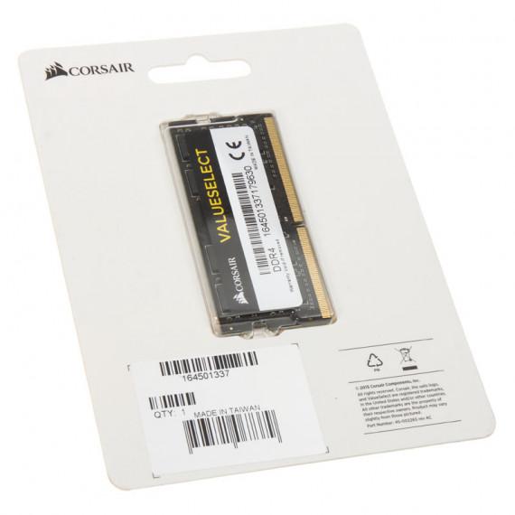 CORSAIR SO-DIMM 4GB DDR4-2133 CMSO4GX4M1A2133C15