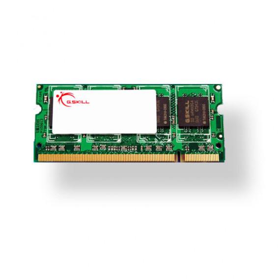GSKILL SO-DIMM 2 GB DDR2-667 F2-5300CL5S-2GBSQ