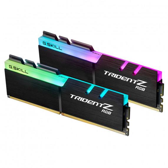 GSKILL Trident Z RGB 32 Go (2x 16 Go) DDR4 3000 MHz CL16