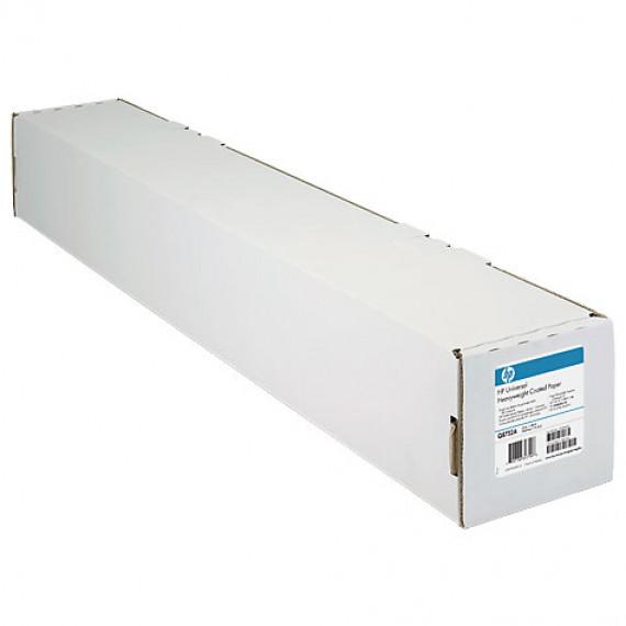 HP Q1442A - Papier couché (rouleau de 594 mm x 45,7 m)