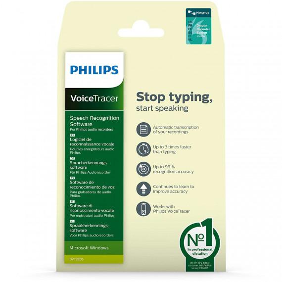 PHILIPS VoiceTracer DVT2805