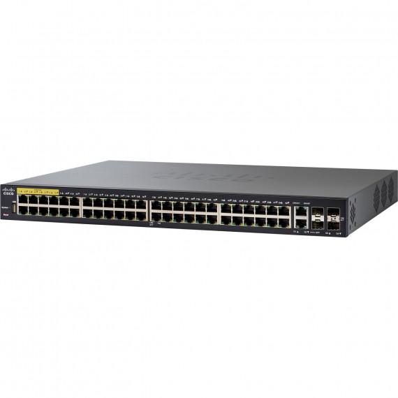 CISCO Cisco SG350-52P