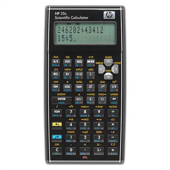 HP HP 35S - Calculatrice scientifique
