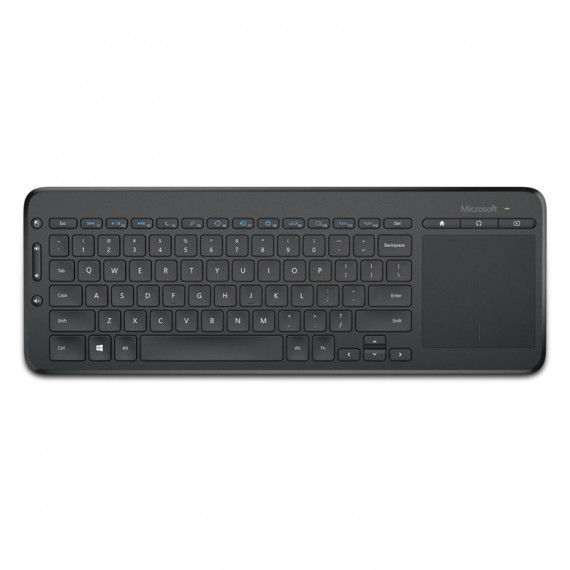 Microsoft All-in-One Media Keyboard (Noir)