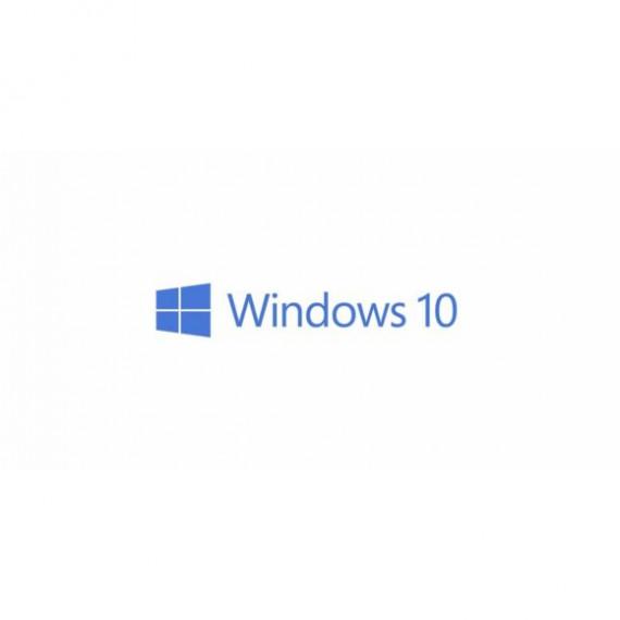 Microsoft OEM/MS Win Pro 10 Win32 Eng Intl 1pk DVD