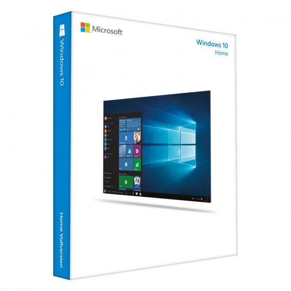 Microsoft OEM/Win Home 10 64Bit Eng Intl 1pk DVD